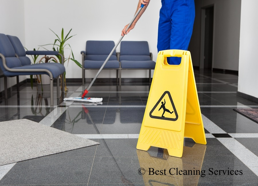 Cleaning Services London supplied by qualified agencies