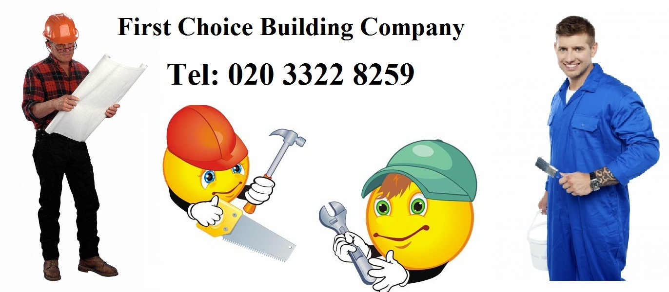 First choice building company for 1st choice builders